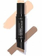 Духи, Парфюмерия, косметика Моделирующий стик для лица 2 в 1 - Smashbox Studio Skin Shaping Foundation Stick