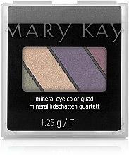 Духи, Парфюмерия, косметика Палитра минеральных теней для век - Mary Kay