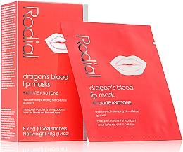 Духи, Парфюмерия, косметика Маска-патч для губ - Rodial Dragon's Blood Lip Masks