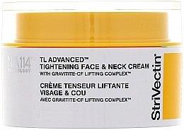 Духи, Парфюмерия, косметика Укрепляющий крем для лица и шеи - StriVectin Tl Advanced Tightening Face And Neck Cream