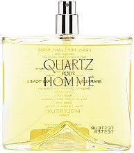 Духи, Парфюмерия, косметика Molyneux Quartz Pour Homme - Туалетная вода (тестер без крышечки)
