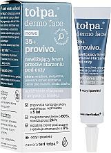 Духи, Парфюмерия, косметика Антивозрастной крем для контура глаз - Tolpa Provivo 35+ Anti-Age Eye Cream