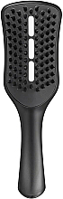 Духи, Парфюмерия, косметика Расческа для укладки феном - Tangle Teezer Easy Dry & Go Jet Black