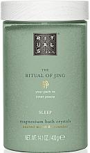 Духи, Парфюмерия, косметика Магниевые кристаллы для ванны - Rituals The Ritual of Jing Magnesium Bath Crystals