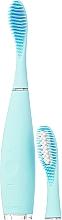 Духи, Парфюмерия, косметика Электрическая зубная щетка с дополнительной насадкой - Foreo Issa 2 Sensitive Set Mint