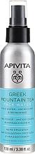"""Антиоксидантная и освежающая вода для лица """"Греческий горный чай"""" - Apivita Greek Mountain Tea Face Water — фото N1"""