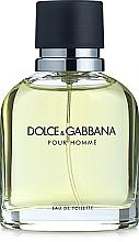 Духи, Парфюмерия, косметика Dolce & Gabbana Pour Homme - Туалетная вода