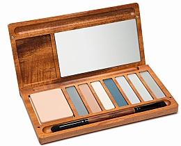 Духи, Парфюмерия, косметика Палетка теней для век - Alilla Cosmetics Universe Palette