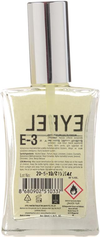 Eyfel Perfume E-3 - Парфюмированная вода — фото N2