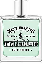 Духи, Парфюмерия, косметика Scottish Fine Soaps Men's Grooming Vetiver & Sandalwood - Туалетная вода