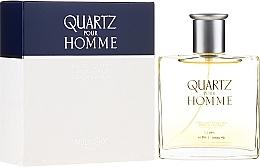 Духи, Парфюмерия, косметика Molyneux Quartz Pour Homme - Туалетная вода