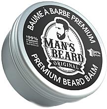 Духи, Парфюмерия, косметика Премиум-бальзам для бороды - Man's Beard Premium Beard Balm