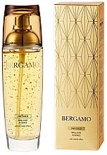 Духи, Парфюмерия, косметика Антивозрастная сыворотка для лица с золотом - Bergamo 24K Gold Brilliant Essence
