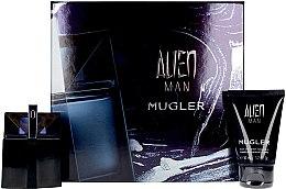Духи, Парфюмерия, косметика Mugler Alien Man Gift Set - Набор (edt/50ml+b/shm/50ml)