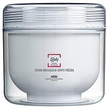 Духи, Парфюмерия, косметика Крем для массажа - Fontana Contarini 4Body Cold Body Massage Cream