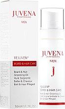 Духи, Парфюмерия, косметика Масло для бороды и волос - Juvena Rejuven Men Beard & Hair Grooming Oil