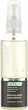 Духи, Парфюмерия, косметика Капли для волос восстанавливающие - Markell Cosmetics Natural Line