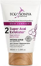 Духи, Парфюмерия, косметика Эксфолиант для лица - Eco by Sonya Super Acai Exfoliator