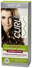 Духи, Парфюмерия, косметика Активатор локонов - Kativa Keep Curl Superfruit Active