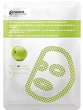 Духи, Парфюмерия, косметика Маска для лица - Timeless Truth Mask Apple Stem Cell Collagen Bio Cellulose Mask