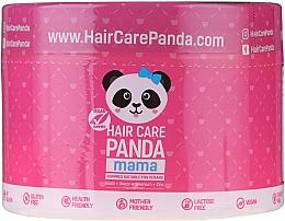 Духи, Парфюмерия, косметика Желе для здоровья волос - Noble Health Hair Care Panda Vegan Gummies Mama