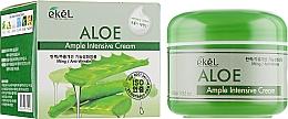 Духи, Парфюмерия, косметика Крем для лица с экстрактом алоэ - Ekel Ample Intensive Cream Aloe