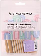 Духи, Парфюмерия, косметика Набор сменных файлов для пилки прямой, 240 грит, DFE-51-240 - Staleks Pro