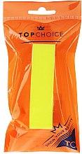Духи, Парфюмерия, косметика Баф полировочный 120/150, 74813, желтый - Top Choice Colours Nail Block