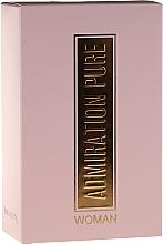 Духи, Парфюмерия, косметика Linn Young Admiration Pure Woman - Парфюмированная вода