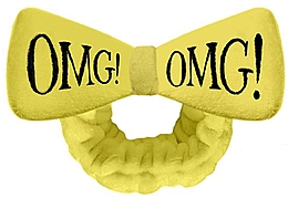 Духи, Парфюмерия, косметика Косметическая повязка для волос, желтая - Double Dare OMG! Yellow Hair Band