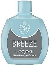 Духи, Парфюмерия, косметика Breeze Acqua - Парфюмированный дезодорант