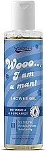 Духи, Парфюмерия, косметика Гель для душа - Wooden Spoon I Am A Man Shower Gel