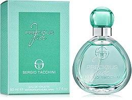 Духи, Парфюмерия, косметика Sergio Tacchini Precious Jade - Туалетная вода