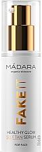 Духи, Парфюмерия, косметика Сыворотка-автозагар для лица - Madara Cosmetics Fake It Healthy Glow Self Tan Serum