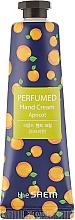 """Духи, Парфюмерия, косметика Крем для рук парфюмированный """"Абрикос"""" - The Saem Perfumed Apricot Hand Cream"""