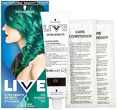 Краска для волос - Schwarzkopf Live Ultra Brights or Pastel — фото N2