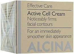 Духи, Парфюмерия, косметика Антивозрастной клеточно-активный крем для лица - Alcina E Zell Aktiv Creme