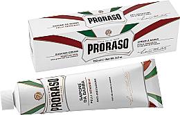 Духи, Парфюмерия, косметика Крем для бритья для чувствительной кожи - Proraso White Shaving Cream