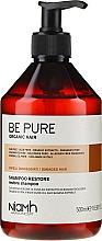 Духи, Парфюмерия, косметика Восстанавливающий шампунь для поврежденных волос - Niamh Hairconcept Be Pure Restore Shampoo