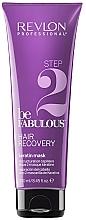Духи, Парфюмерия, косметика Маска с кератином, шаг 2 - Revlon Professional Be Fabulous Hair Recovery Mask