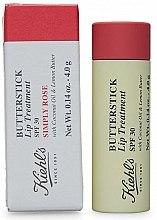Духи, Парфюмерия, косметика Бальзам-стик для губ - Kiehl's Butterstick Lip Treatment SPF30