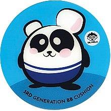 Духи, Парфюмерия, косметика ВВ-кушон - Dr. Mola 3rd Generation BB Cushion
