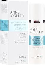 Духи, Парфюмерия, косметика Увлажняющий гель для лица - Anne Moller Blockage 24h Moisturizing Defender Gel
