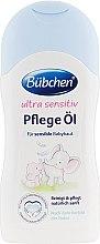 Духи, Парфюмерия, косметика Очищающее масло - Bubchen Ultra Sensitiv Pflege Oil