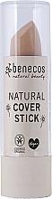 Духи, Парфюмерия, косметика Маскирующий карандаш для лица - Benecos Natural Cover Stick