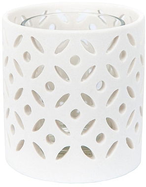Подсвечник для вотивной свечи - Yankee Candle Ceramic Circle Votive Holder — фото N1