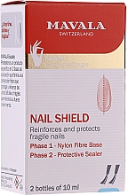 Духи, Парфюмерия, косметика Защитный экран для ногтей - Mavala Nail Shield