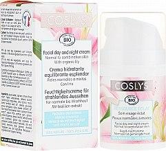 Духи, Парфюмерия, косметика Дневной крем для лица с экстрактом лилии для нормальной и комбинированной кожи - Coslys Facial Care Facial Day CreamWith Lily Extract