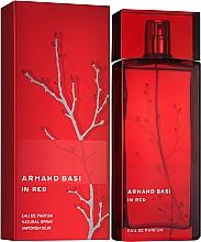 Духи, Парфюмерия, косметика Armand Basi In Red Eau de Parfum - Парфюмированная вода