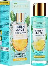 Духи, Парфюмерия, косметика Гидроэссенция для сияния кожи - Bielenda Fresh Juice Brightening Hydro Essence Pineapple